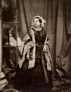 Queen Victoria, 1860