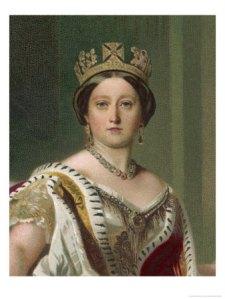 Her Britannic Majesty, Queen Victoria