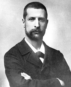 Alexandre Yersin in 1893