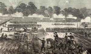 infantry fighting