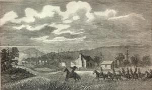 fighting in Georgia